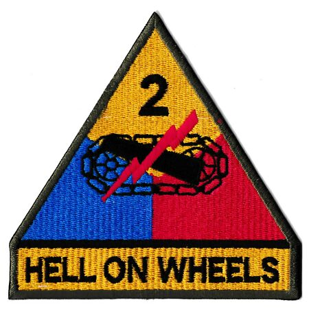 img-Ecusson patche Hell on wheels fury thermocollant patch militaire airsoft brodé