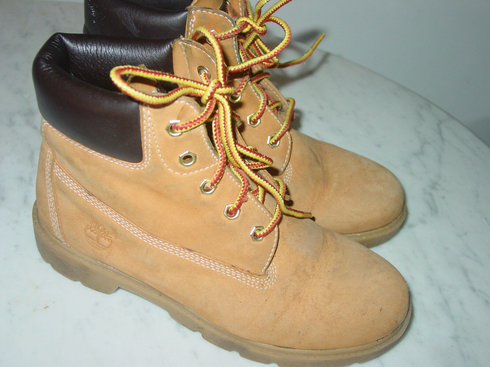 f096d6e3520d0 UPC 761020104757 product image for Timberland Wheat 6 Inch Classic Wheat 10960  Youth Boots Size 4.5 ...