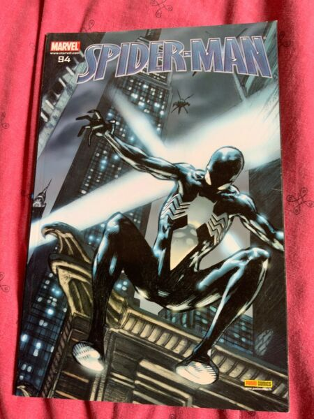 comics SPIDERMAN N°94 Variant Cover