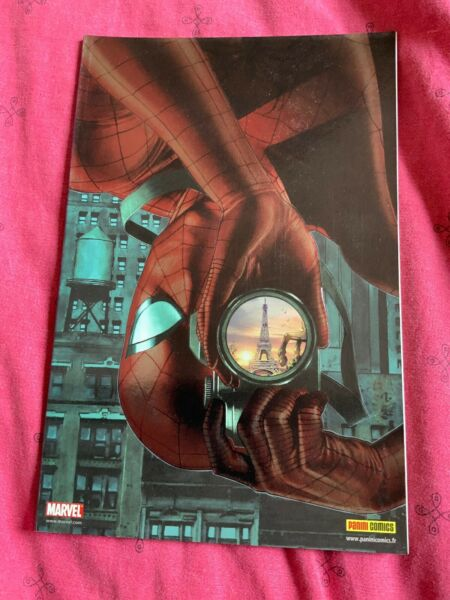 comics  SPIDERMAN version 2 N°121 Variante Cover 2010 Exemplaires