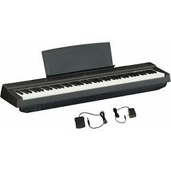 Kyпить Yamaha P125: 88-Key Weighted Digital Piano w/ Double Stand, Power Supply & Pedal на еВаy.соm