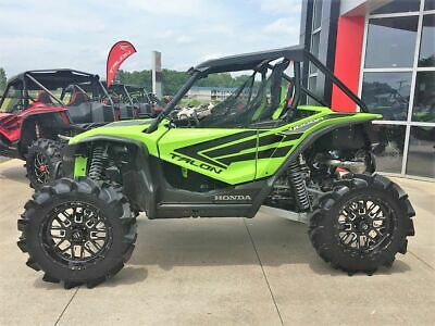 2019 Honda Talon 1000R HR Mud Pro Series Stage 1