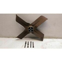 Kyпить 4-Blade Fan with Spacer for 66-67 Plymouth Sport Fury Convertible на еВаy.соm