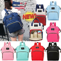 Kyпить Living Traveling Share Baby Diaper Bag Multi-Function Waterproof Backpack Nappy  на еВаy.соm