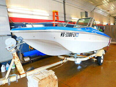 15' Beecraft   70HP Mercury w/ Sportsman Trailer  T1285033