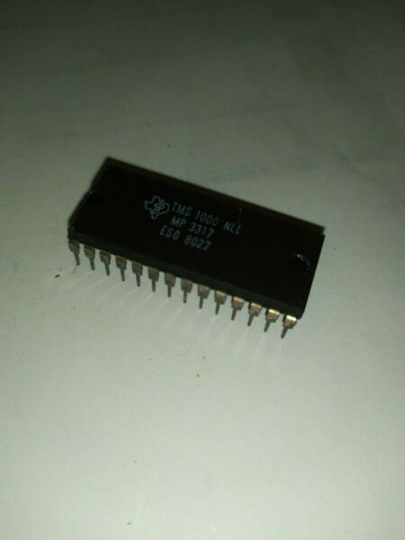 TMS1601NLL INTEGRATED CIRCUIT DIP-40