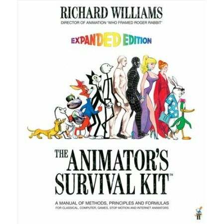img-The Animator's Survival Kit by Richard E. Williams 9780571238347 | Brand New