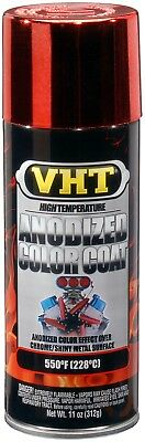 VHT SP450 Paint Gloss RED Anodized 11 oz Aerosol Spray Can High Heat Coating