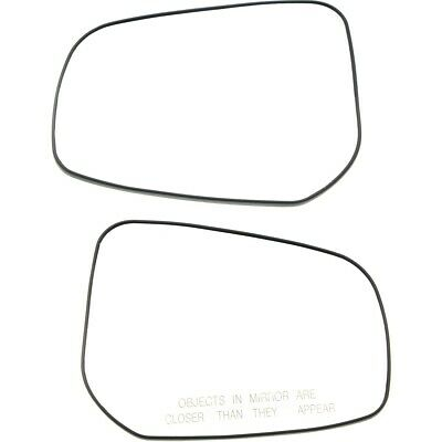 7632B325, 7632C388 Mirror Glass Left-and-Right LH & RH for Mitsubishi Lancer