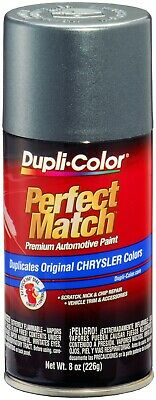 Duplicolor BCC0428 For Chrysler Code BPK Magnesium Pearl Aerosol Spray Paint