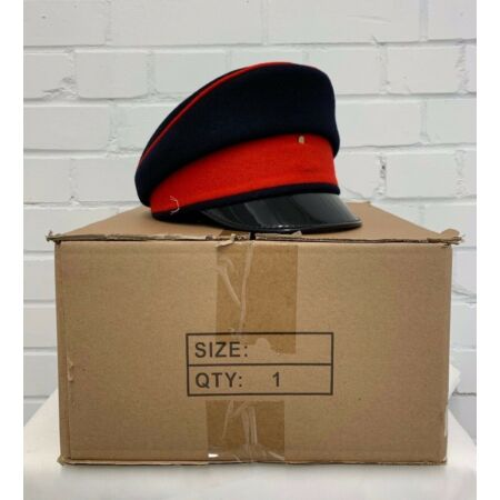 img-WOMENS ROYALS REME DRESS PEAKED CAP HAT - Sizes , British Army NEW IN BOX
