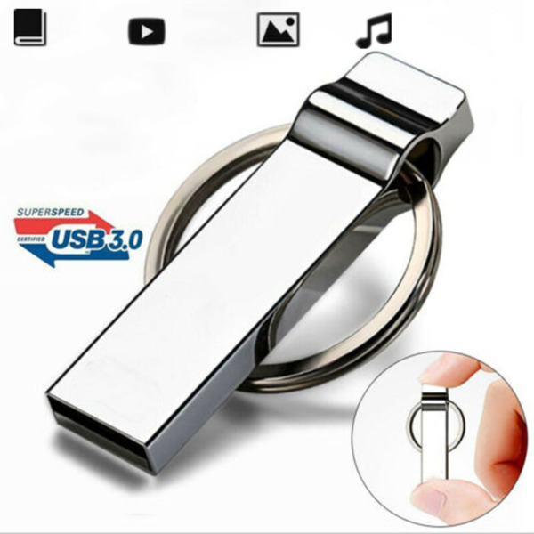 Chiavetta USB 3.0 2TB Metal Flash Pen Drive Memory Stick U Disk For laptop