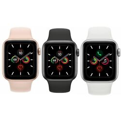 Kyпить Apple Watch Series 5 40mm 44mm GPS + Cellular 4G LTE Gold Space Gray Silver  на еВаy.соm