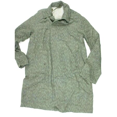 img-VINTAGE 1970's dated CZECH ARMY COMBAT JACKET / PARKA in M62 NEEDLE CAMO