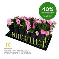 Kyпить Seedling Heat Mat Seed Starting Pad Warm Hydroponic Heating TemperatureRegulated на еВаy.соm