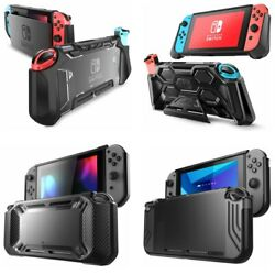 Kyпить For Nintendo Switch Console Joy-Con, Mumba 4 Series Protective Hard Cover Case на еВаy.соm