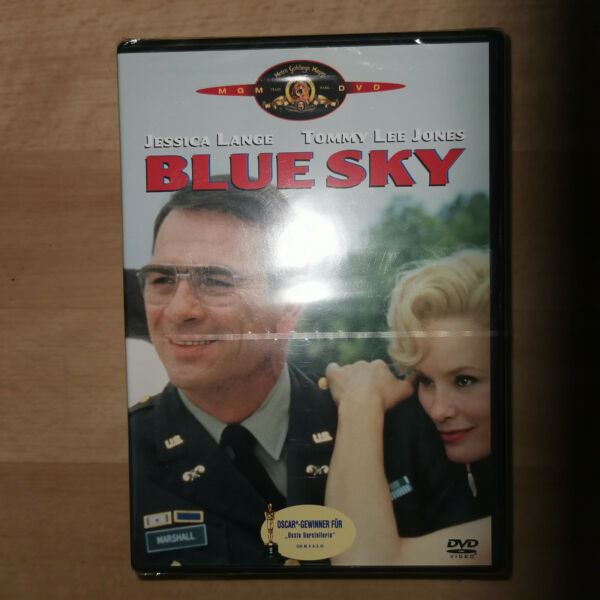 Münster,DeutschlandBLUE SKY Jessica Lange, Tommy Lee Jones Romantik/Drama FSK12  DVD NEU!!