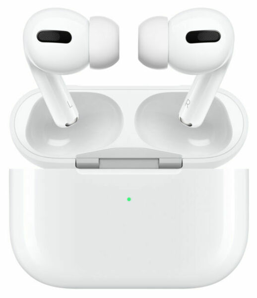 APPLE AIRPODS PRO ORIGINALI CUFFIE AURICOLARI RICARICA WIRELESS MWP22TY/A NUOVE
