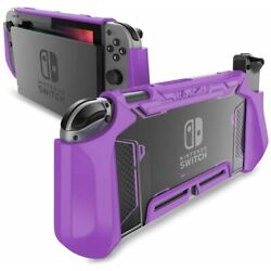 Kyпить For Nintendo Switch Console Joy-Con Controller, Mumba Protective Grip Case Cover на еВаy.соm