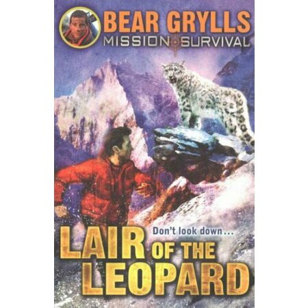 img-Mission Survival 8: Lair of the Leopard by Bear Grylls 9781849418386 | Brand New