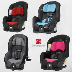 Kyпить Convertible Car Seat Baby Toddler Safety 2 in 1 Facing Front Rear Harness  на еВаy.соm
