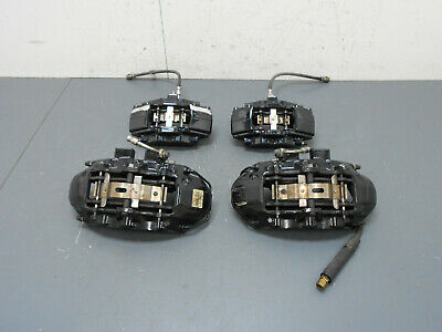 15 16 17 Chevy Corvette C7 Z06 Brembo Brake Caliper Set #4460