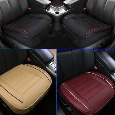 3D Deluxe Car Seat Cover PU Leather Full Surround Mat Pad CAR Chair Cushion