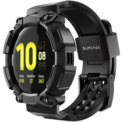 Kyпить SUPCASE For Samsung Galaxy Watch Active 2 [44mm] Sporty Bumper Case Strap Bands на еВаy.соm