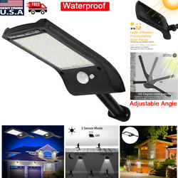 Kyпить 36 LED Solar Lights PIR Motion Sensor Waterproof Outdoor Garden Yard Wall Lamp на еВаy.соm
