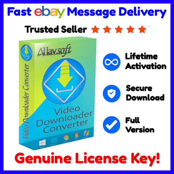 Allavsoft Video Downloader Converter 3.22