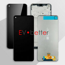 OLED For Samsung A21S SM-A217F/DS A217M A217M/DS LCD Touch Screen±Frame Replace