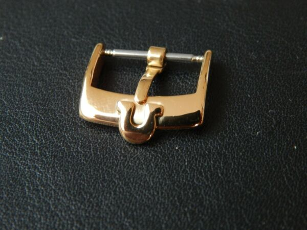 Royaume-UniOMEGA GOLD PLATED WATCH STRAP BUCKLE 20 MM  FREE POST u.k. supplied
