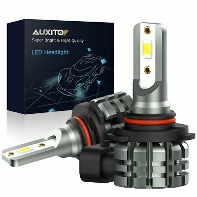 AUXITO 9145 H10 LED Fog Light Bulb Xenon White 6000K for Ford Expedition 9140 P