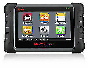 AUTEL.US MX808 All Systems Code Reader and Service Touch Screen Tablet NEW!!