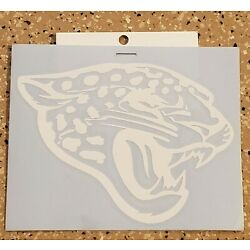 Awesome Handcrafted NFL Jacksonville Jaguars Vinyl Decal Indoor/Outdoor NEW 5''