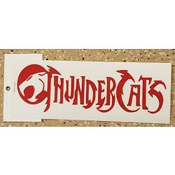 Awesome Handcrafted Thundercats Vinyl Decal Indoor/Outdoor NEW 5'' A