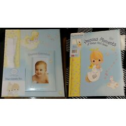 Kyпить NEW Baby's Keepsake Box & Fill-In Memory Book Precious Moments Baby Shower Gift на еВаy.соm
