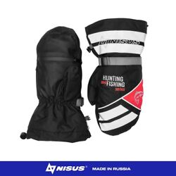 Kyпить Professional Winter Waterproof Breathable Mittens for Ice Fishing, XL на еВаy.соm
