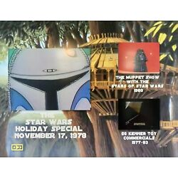 Kyпить Star Wars The 1978 Holiday Special DVD Muppet Show And Toy Commercials на еВаy.соm