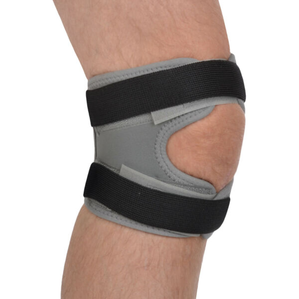 Royaume-UniPhysio-med Patella Réglable Enveloppe Support Attelle Protection Genou - M