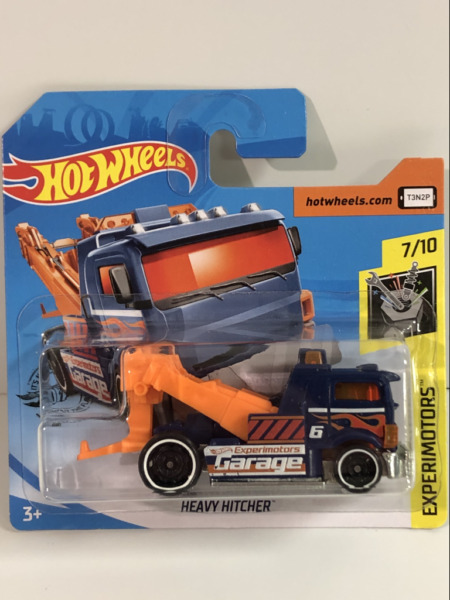 Royaume-UniHot Wheels Lourd Hitcher Experimotors GHB98 Neuf