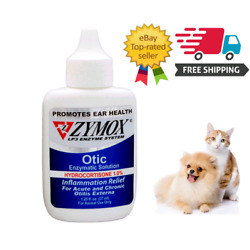 Kyпить Zymox Pet King Brand Otic Ear Treatment with Hydrocortisone, 1.25oz Band New на еВаy.соm