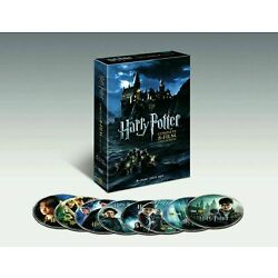 Kyпить NEW Harry Potter Complete 8-Film Collection DVD Set, Ships in 1 Business Day на еВаy.соm