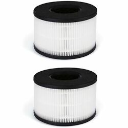 HEPA Air Replacement Filter 3-in-1 Compatible with PARTU BS-03 Pack of 2