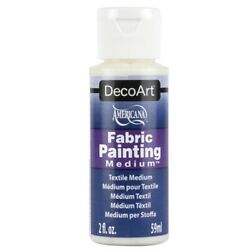 Kyпить DecoArt Americana Fabric Painting Medium на еВаy.соm
