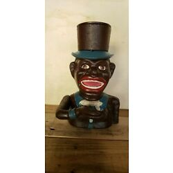 Kyпить Jolley Booy Cast Iron Mechanical Bank Historical and Collectable New  на еВаy.соm