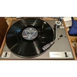 Kyпить Pioneer Model PL-10 Turntable with cover excellent working condition на еВаy.соm