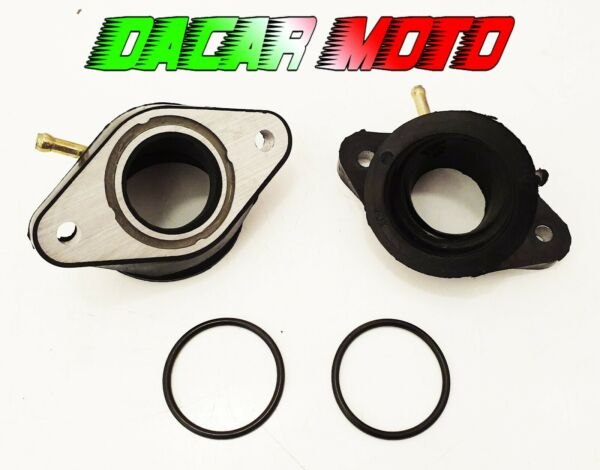 ItaliePair Collectors Intake With o-Ring  Virago XV 535 1988 1989 1990