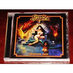 Kyпить Eternal Champion: Ravening Iron CD 2020 No Remorse Records EU 0744430522922 NEW на еВаy.соm