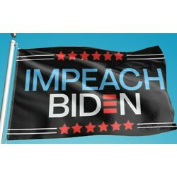 Kyпить Impeach Biden 3x5ft Flag на еВаy.соm